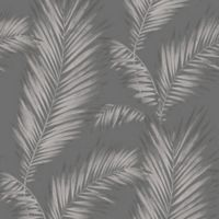 Imagine Ardita Wallpaper in Gunmetal