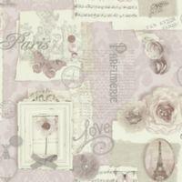 V.I.P. Felicity Wallpaper in Pink