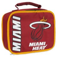 NBA Miami Heat Sacked Lunchbox