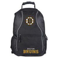 NHL Boston Bruins Phenom Backpack in Black