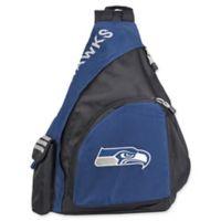 NFL Seattle Seahawks Leadoff Sling Backpack