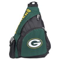 NFL Green Bay Packers Leadoff Sling Backpack