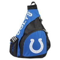 NFL Indianapolis Colts Leadoff Sling Backpack