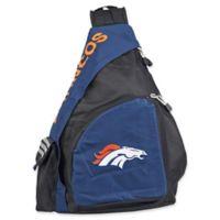 NFL Denver Broncos Leadoff Sling Backpack