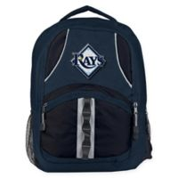 MLB Tampa Bay Rays Backpack in Navy/Black