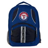 MLB Texas Rangers Captain Backpack in Navy/Black