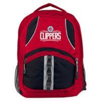 MLB Philadelphia Phillies Captain Backpack in Red/Black
