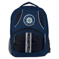 MLB Seattle Mariners Captain Backpack in Navy/Black