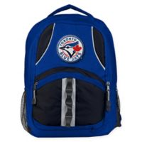 MLB Toronto Blue Jays Captain Backpack in Royal Blue/Black