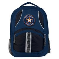 MLB Houston Astros Captain Backpack in Navy/Black