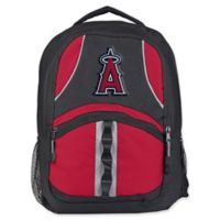 MLB Los Angeles Angels Captain Backpack in Black