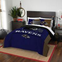 NFL Baltimore Ravens Draft Full/Queen Comforter Set
