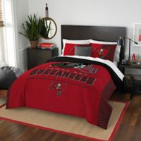 NFL Tampa Bay Buccaneers Draft Full/Queen Comforter Set
