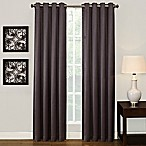 Ashton 95-Inch Grommet Top Room Darkening Window Curtain Panel in Graphite
