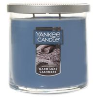 Yankee Candle® Warm Luxe Cashmere Medium Tumbler Candle