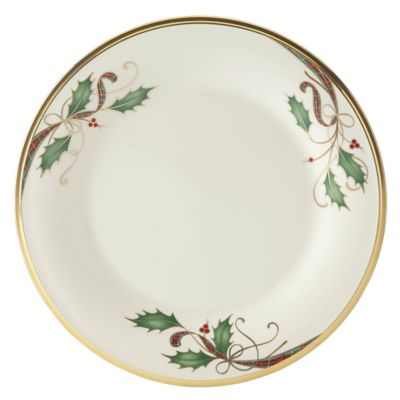 Lenox® Holiday Nouveau Gold Dinner Plate  sc 1 st  Bed Bath \u0026 Beyond & Buy Red China Plates from Bed Bath \u0026 Beyond