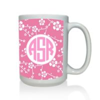 Carved Solutions Elements Mug in Pink
