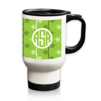 Carved Solutions Elements Travel Mug in Green