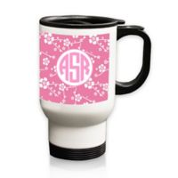 Carved Solutions Elements Travel Mug in Pink