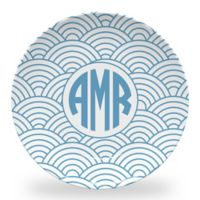 Carved Solutions Elements Dinner Plate in Blue