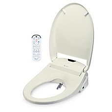 Brondell Swash 1400 Luxury Bidet Toilet Seat Bed Bath