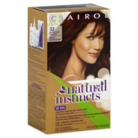 Clairol® Natural Instincts Ammonia-Free Semi-Permanent Color in 32 Burgundy/Brown
