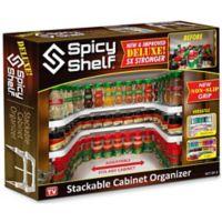 Spicy Shelf™ Deluxe Stackable Shelf