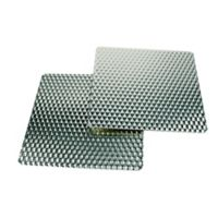 Range Kleen SilverWave 7-Inch x 7-Inch Counter Mat (Set of 2)
