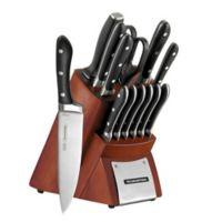 Tramontina® Gourmet Forged 14-Piece Knife Block Set