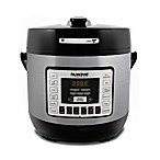 NuWave® 6-Quart Electric Pressure Cooker in Black