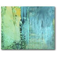 Courtside Market Underwater III 20-Inch x 16-Inch Canvas Wall Art