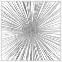 """PTM Images """"Silver Rays"""" 28-Inch x 28-Inch Canvas Wall Art"""