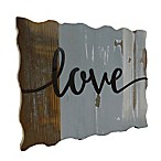 Sweet Bird Reclaimed Wood Plank Sign