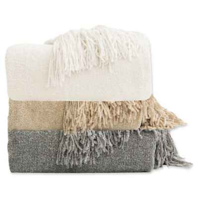 Chenille Luxury Heavyweight Hanging Throw Blanket