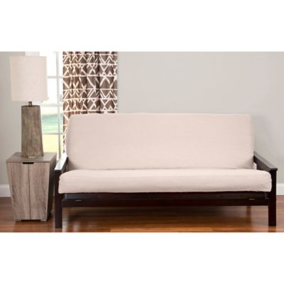 pologear twin faux camelhair futon cover in tan buy futons covers from bed bath  u0026 beyond  rh   bedbathandbeyond