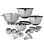 23-Piece Stainless Steel Kitchen Set