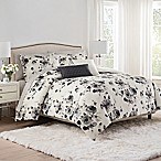 Isaac Mizrahi Home Lilla Queen Comforter Set in Sepia