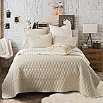 UGG® Tahoe Reversible King Quilt in Cream