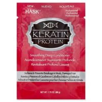 Hask® Keratin Oil 1.75 oz. Protein Deep Conditioner Pack