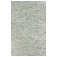 Kaleen Evanesce Diamonds 5-Foot x 7-Foot 9-Inch Area Rug in Blue