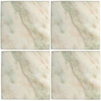 Thirstystone® Square Majestic Marble Coaster (Set of 4)