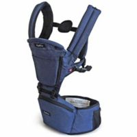 MiaMily Hipster Plus 3D baby carrier in Dark Blue