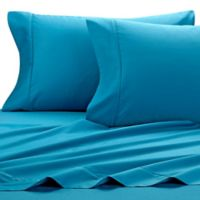 SHEEX® Micro•BALANCE 37.5® Performance 300-TC Standard Pillowcases in Turquoise (Set of 2)