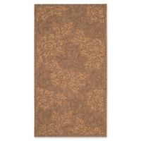 Safavieh Courtyard 2-Foot 7-Inch x 5-Foot Kynlee Indoor/Outdoor Rug in Gold/Natural