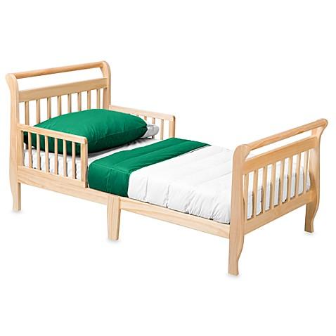 Delta Enterprises Sleigh Toddler Bed