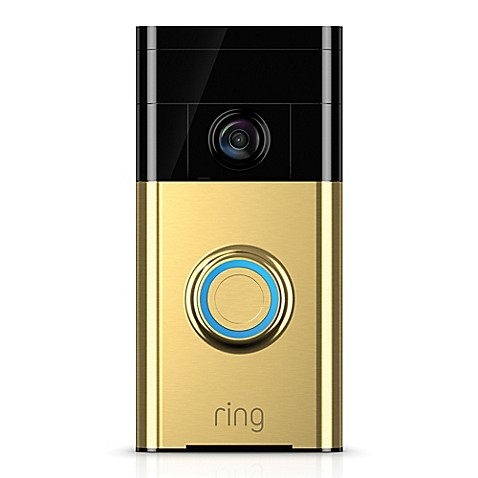 Ring  Doorbell Bed Bath And Beyond