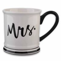 Formations Mrs. Mug in Black/White