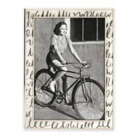 kate spade new york Everdone Lane™ 5-Inch x 7-Inch Picture Frame