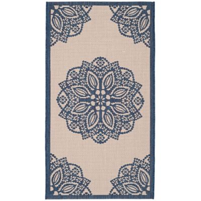 Buy Navy Blue Rug from Bed Bath Beyond