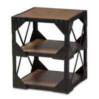 Baxton Studio Hudson Side Table